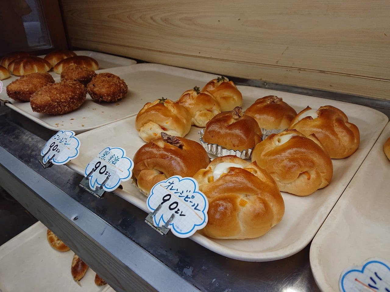 パレットのパン
